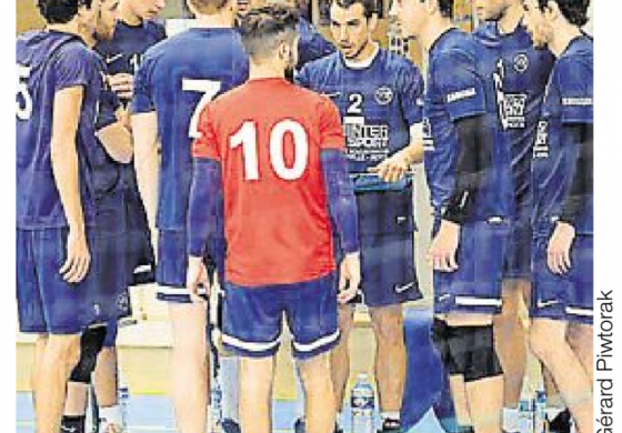 OUEST FRANCE (08/05/2017) – N2M (PLAY-DOWN): VC HÉROUVILLE - PLESSIS-ROBINSON