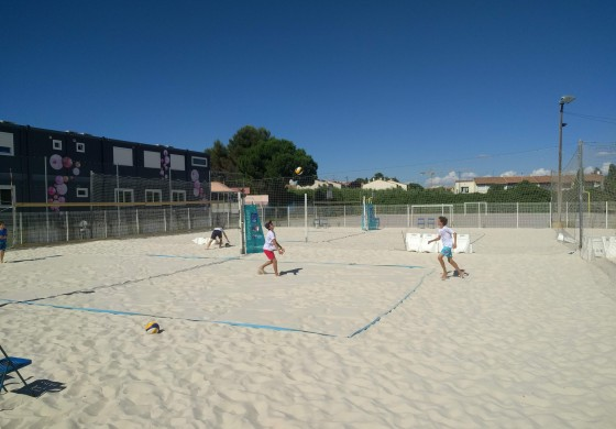 Coupe de France M15 Beach - 1ere journee