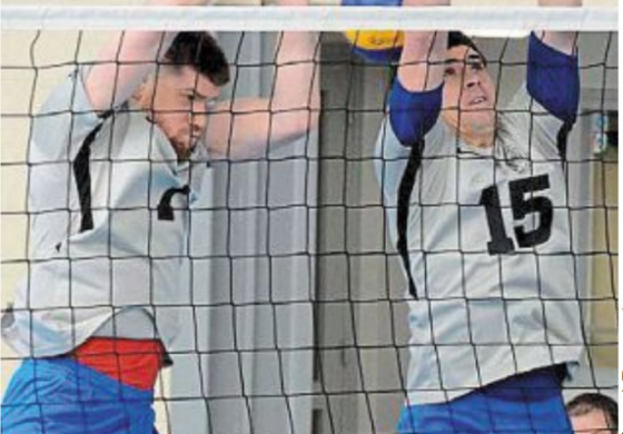 Nationale 2M: Tourcoing – Hérouville 1/3 (Ouest France 25/02/19)